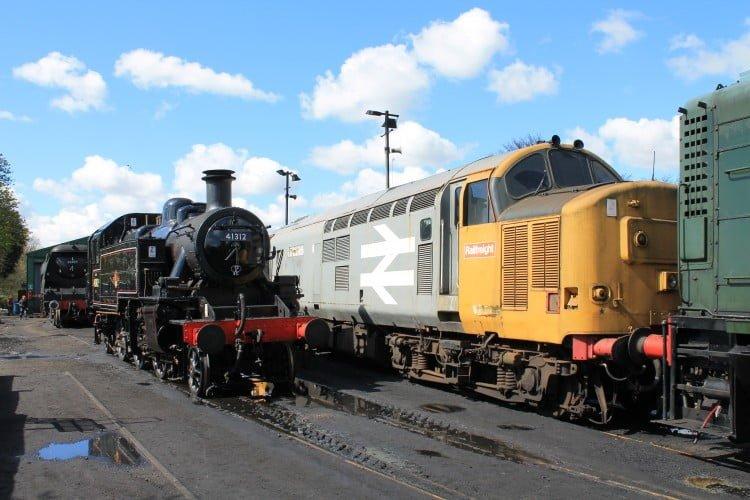 41312 // Credit: Railway Herald