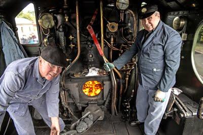Credit: Gloucestshire Warwickshire Railway