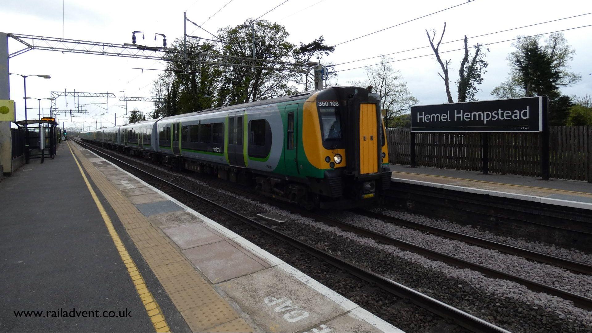 350108 at Hemel Hempstead