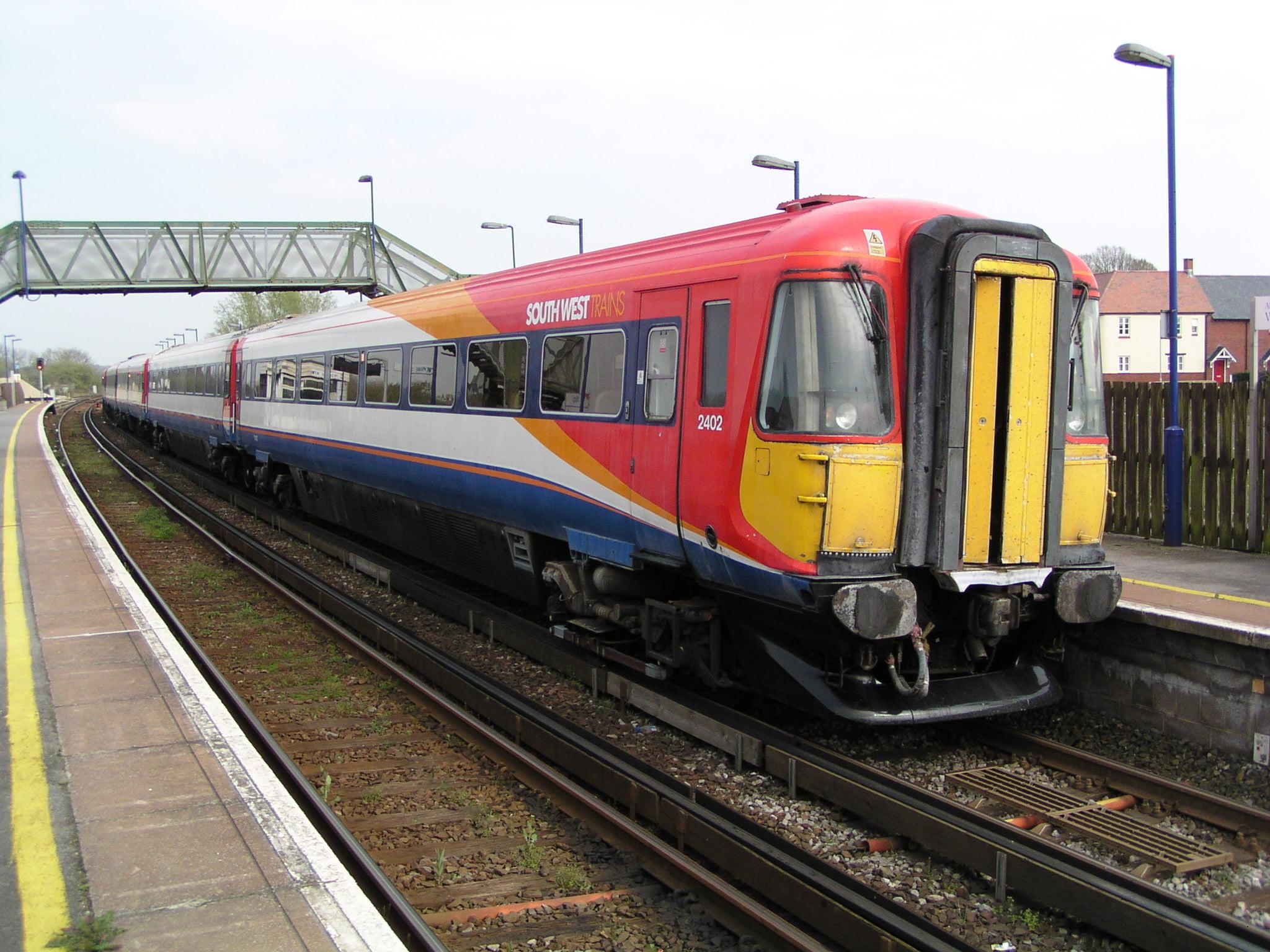 South Western Railway Annouce 442 Overhaul
