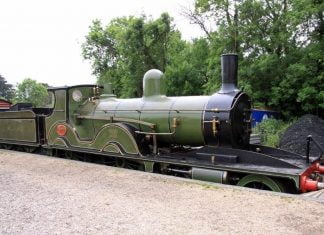 T3 563 - Swanage Railway - fundraising