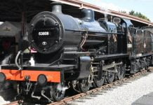 Steam locomotive owner becomes Acting Chairman at the West Somerset Railway