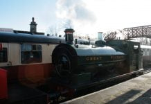 813 at Severn Valley Railway Credit GWR 813 Preservation Fund FB Page