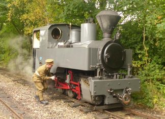 WLLR collection. Photo taken at the West Lancs during the Joffre 100