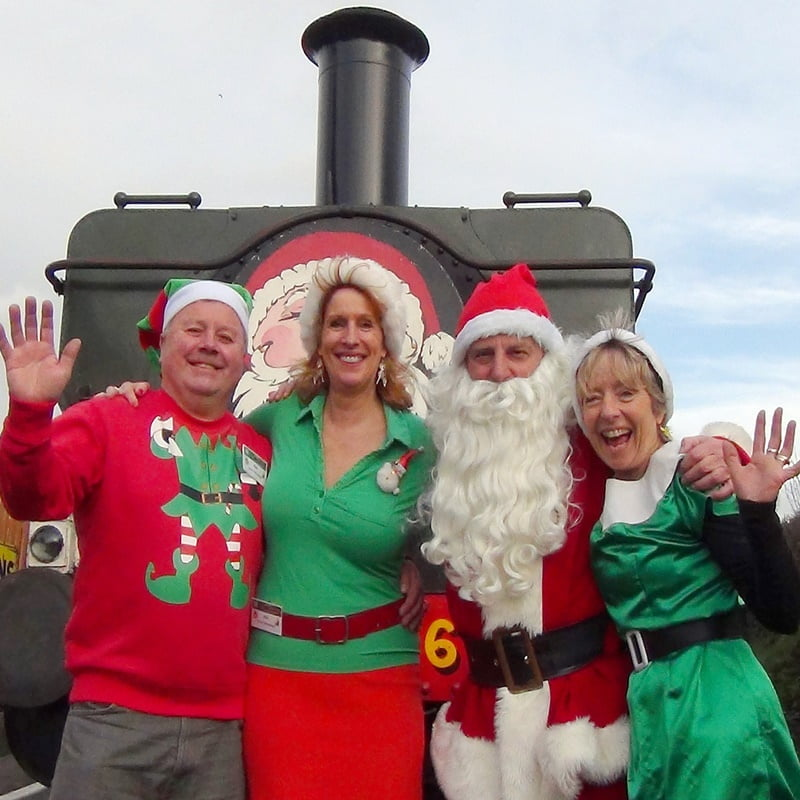 Chinnor and Princes Risborough Railway Santa Specials