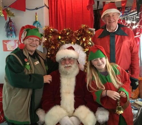 Helston Railway Santa Specials