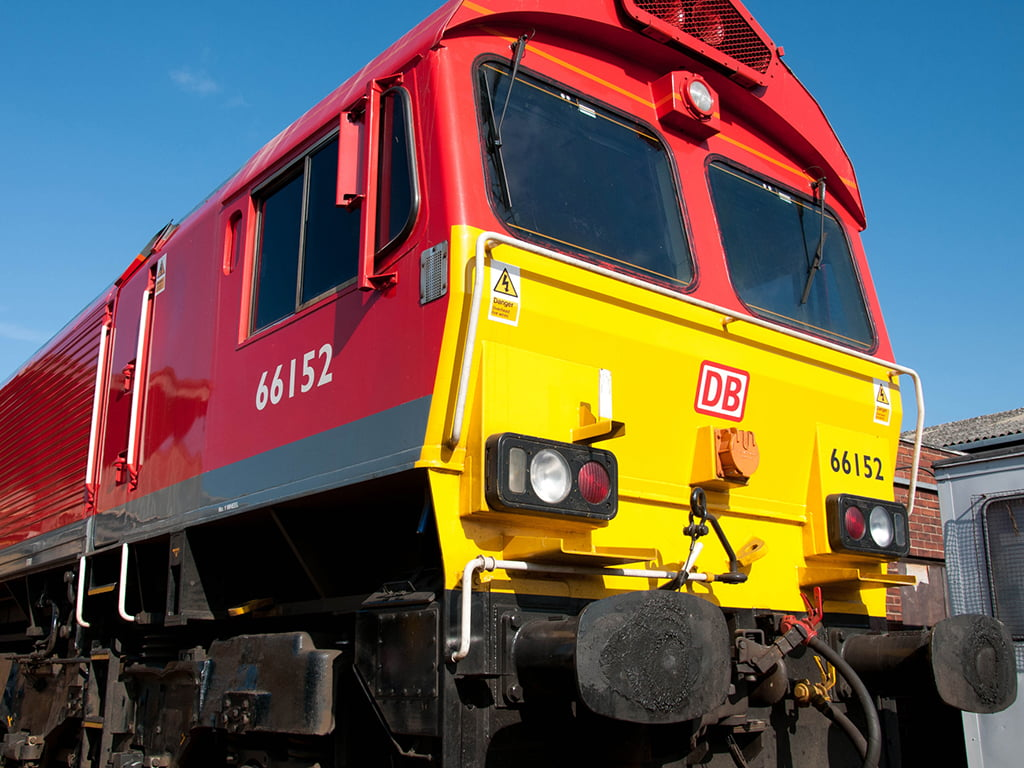DB Cargo UK Class 66 features in Paddington 2 train chase