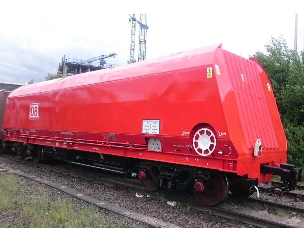 CB Cargo UK introduce new HRA Wagons