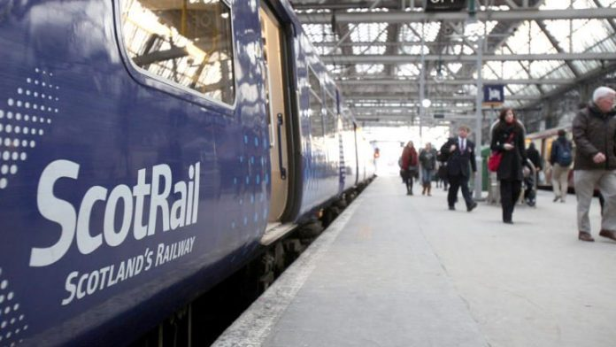 ScotRail Living Wage