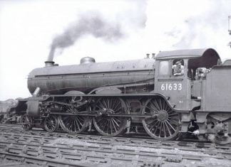 "B17 No. 61633 ""Kimbolton Castle"" Credit: The B17 Steam Locomotive Trust"