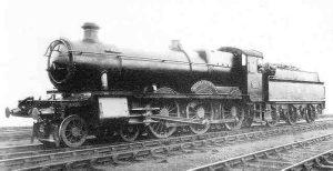 "6876 ""Kingsland Grange"" at Swindon // Credit Rail UK website"