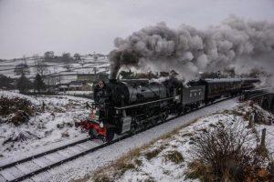 5820 Big Jim - Oakworth Bank - Keighley and Worth Valley Railway