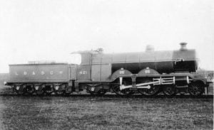H2 No. 421 in LB&SCR livery Credit Dave Searle Collection