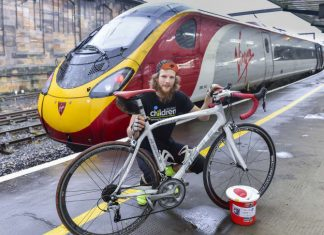 Virgin Trains Employee Set for bike riding challenge in India