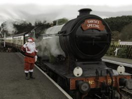 North Norfolk Railway Santa Specials