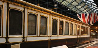 National Railway Museum set to restore carriage owned by Queen Victoria