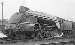 "2006 ""Wolf of Badenoch"" // Credit Doncaster P2 Locomotive Trust"