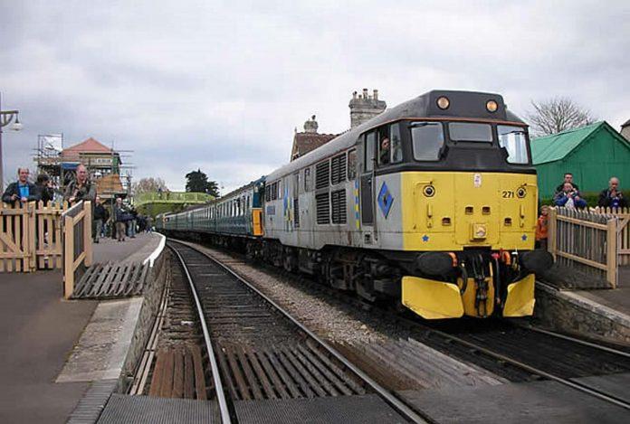 31271 // Credit A1A Locomotives Ltd