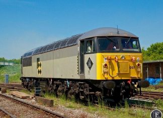 Class 56 56097 // Credit Severn Valley Railway