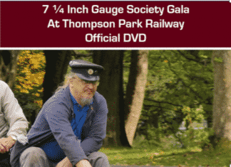 7.25 inch gauge AGM DVD cover
