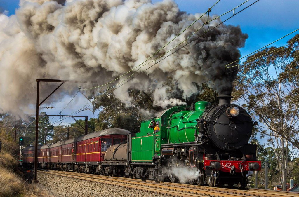 Steamfest 2018 in new south wales