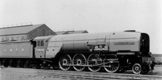 "2001 ""Cock O' The North"" as built at Doncaster // Credit NRM"