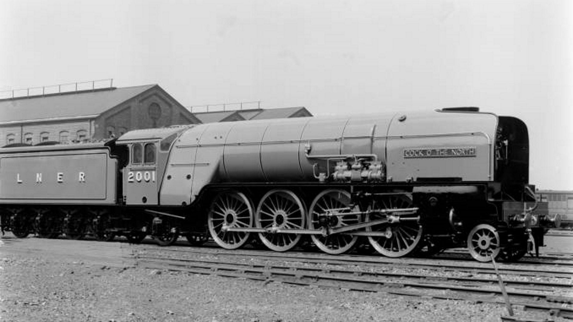 P2s - The P2 Steam Locomotive Company and Doncaster P2