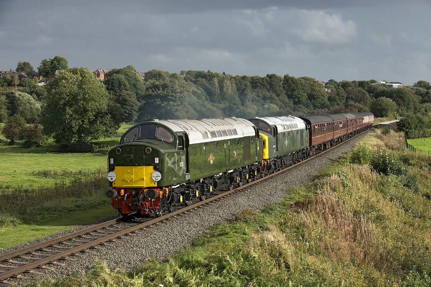 """D213 """"Andania"""" // Credit Geoff Griffiths"""