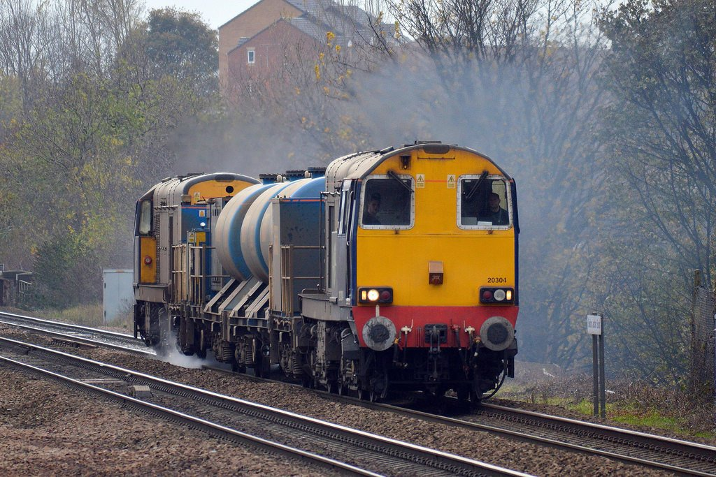 DRS to sell three Class 20 diesel locomotives