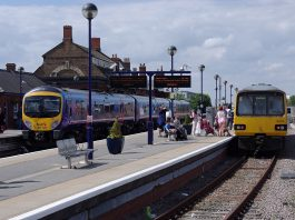Cleethorpes railway station