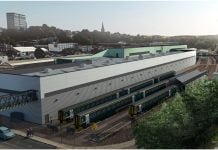 Great Western Railway announce plans for new and improved Exeter Train maintenance depot