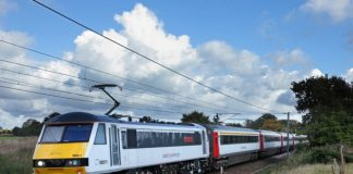 Norwich to London train service is most improved