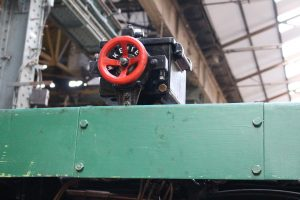 Mechanical Lubricator back in place // Credit Watercress Line Website