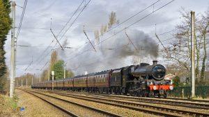 Shrewsbury Steam Special - (Scarborough - Shrewsbury) @ Scarborough Railway Station | England | United Kingdom