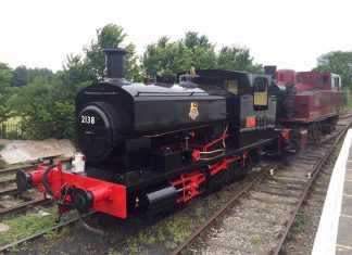 Swindon and Crickdale Railway awarded grant for two defribrilators