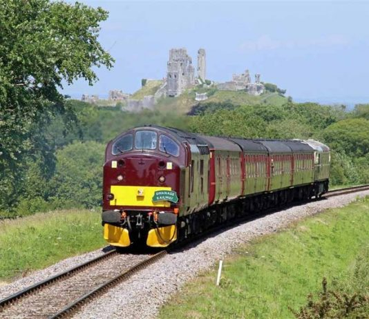 Swanage to Wareham train services delayed