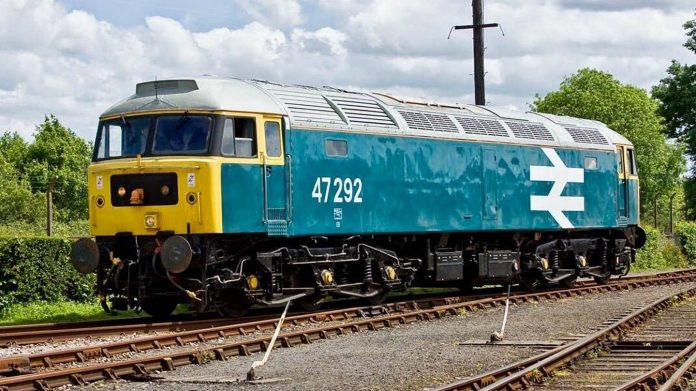 47292 // Credit Severn Valley Railway