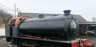 Aln Valley Railway to receive second working steam locomotive