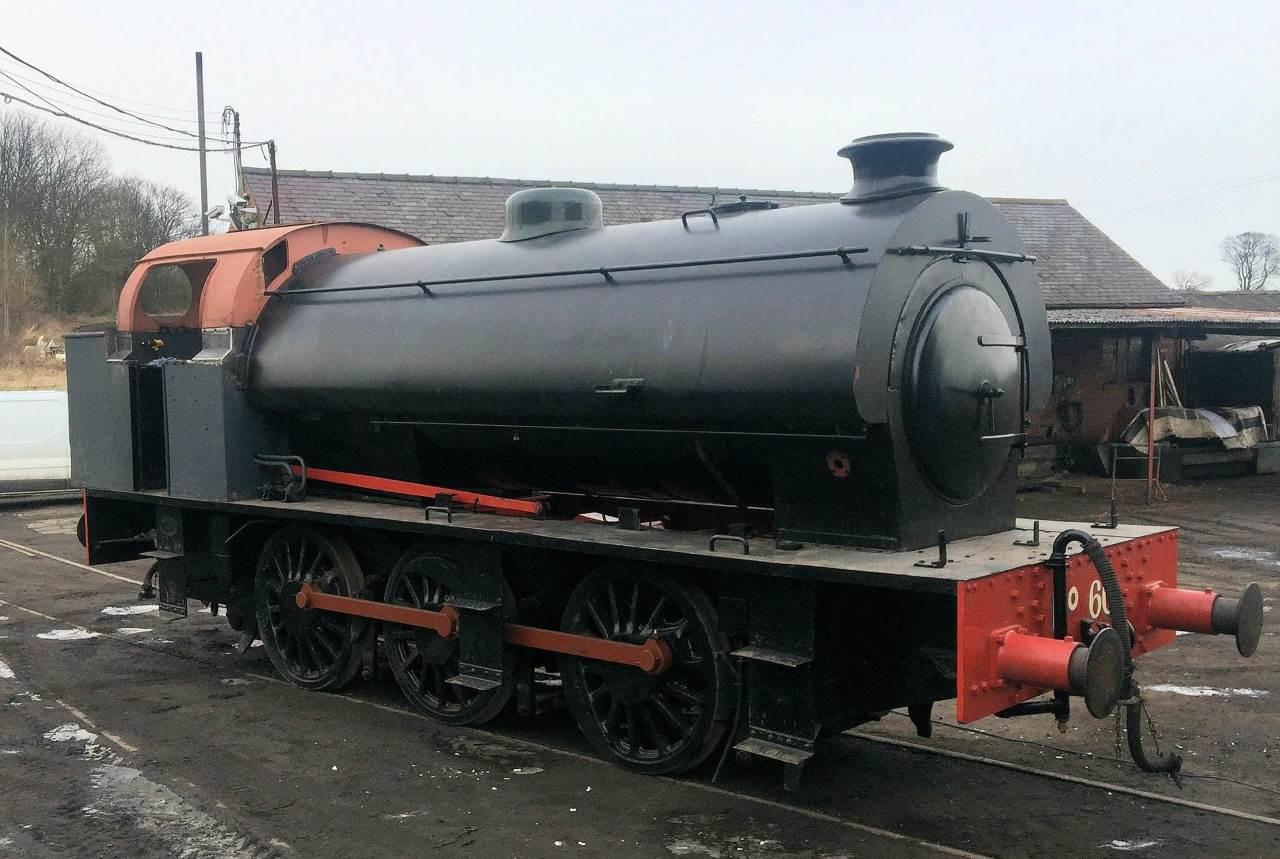 Aln Valley Railway to receive second working steam locomotive