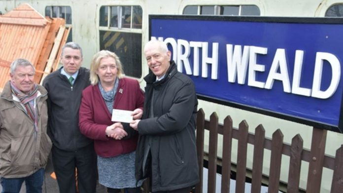 Epping Ongar Railway awarded grant to convert carriage into wheelchair friendly carriage
