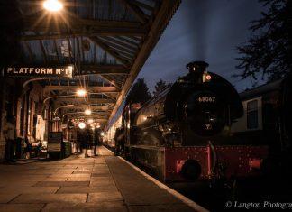 68067 at Loughborough