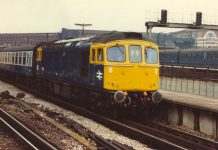 33035 announced as visit to Great Central railway diesel gala