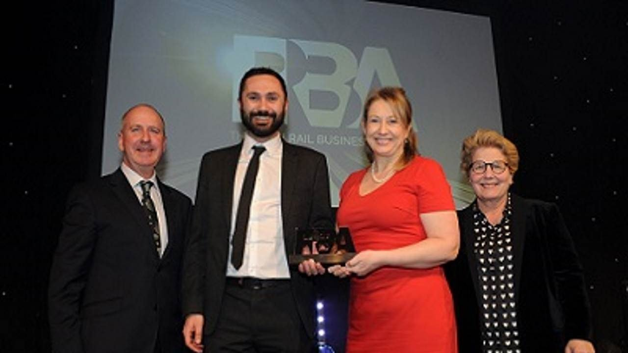 Chiltern Railways win top award