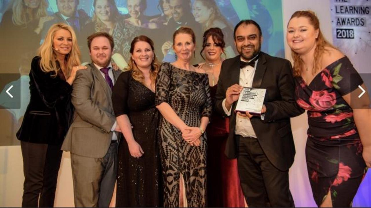 Greater Anglia Recruitment awards