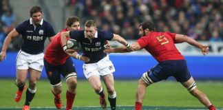 Scotland vs France rugby