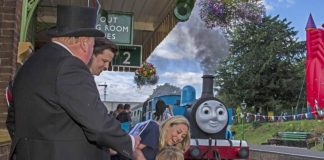 Thomas the Tank Engine set to visit the Watercress Line