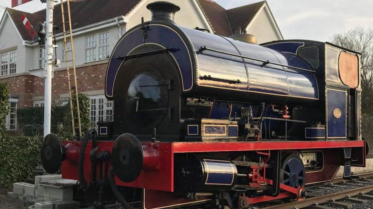 Credit: Northampton and Lamport Railway