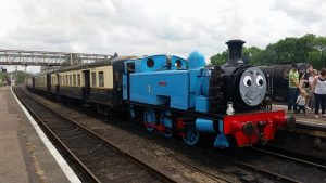 Thomas at the Nene Valley Railway
