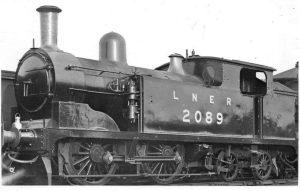 2089 in LNER Days // Credit Class G5 Locomotive Company Ltd