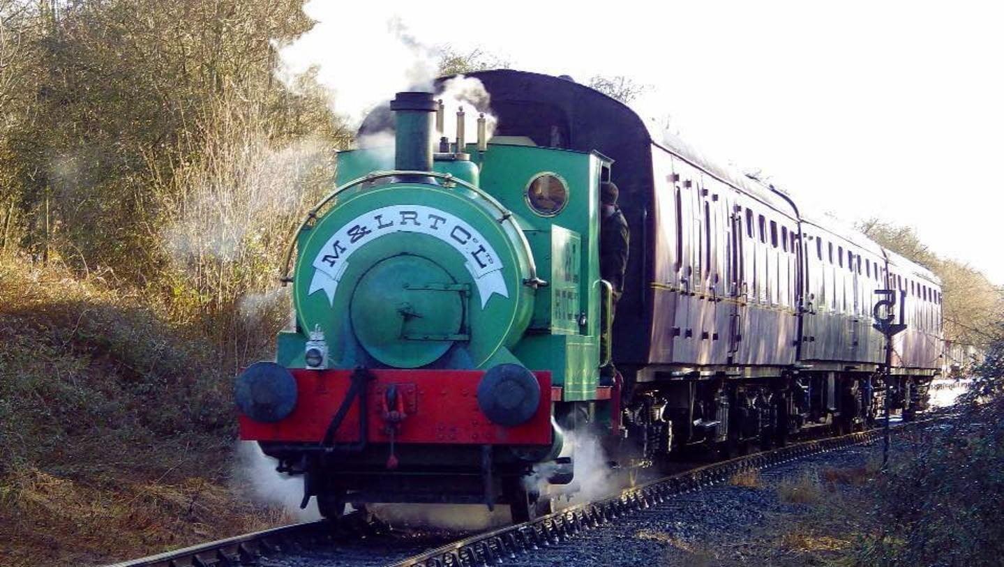 "Peckett 1555 ""Ivor the Engine"" // Credit Adrian Thompson"